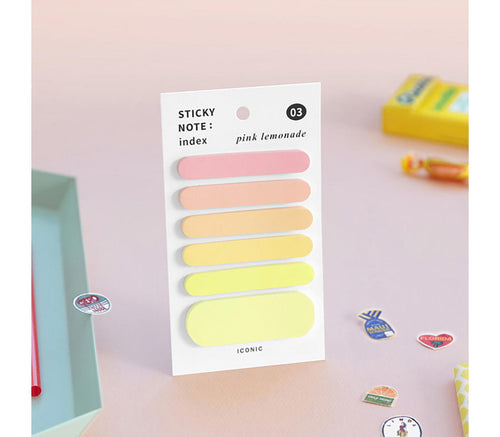 Sticky Note Index -