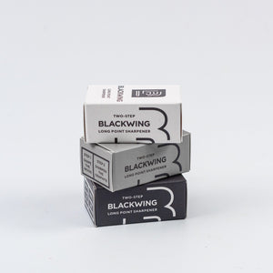 BLACKWING Long Point Temperamatite - NERO