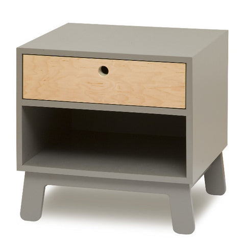 Sparrow Night stand grey