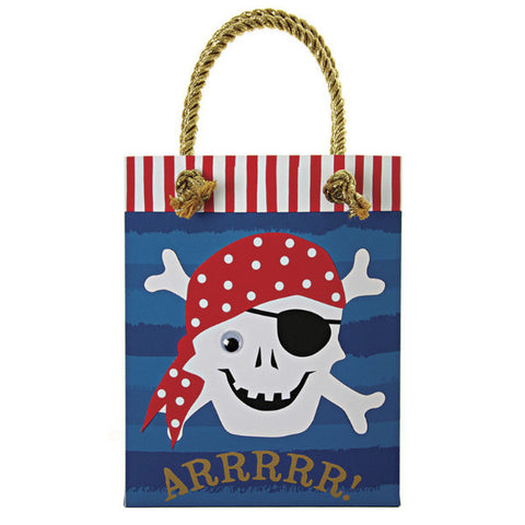 Ahoy pirate party bag