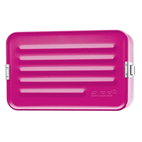 Alu lunchbox mini roze
