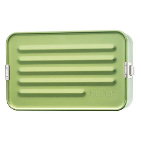 Alu lunchbox mini groen