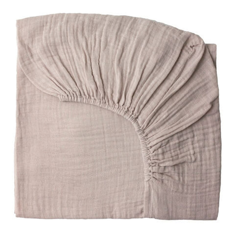 Fitted sheet 70 x 140cm powder
