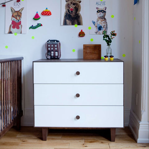 Merlin 3 drawer dresser rhea