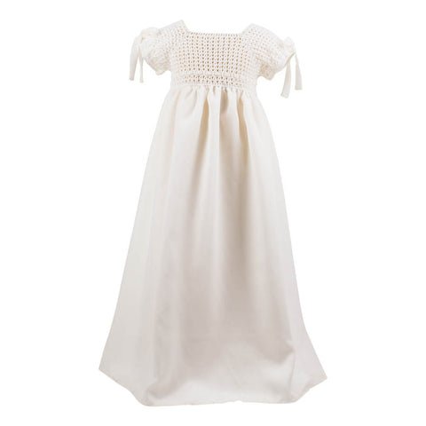 Salome dress white