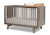 Sparrow crib grey
