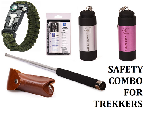 SAFETY COMBO FRO TREKEKRS