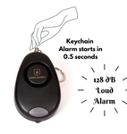 personal alarm for women safety