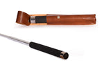 Security Stick with 100% Genuine Leather Cover