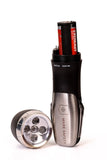 LED TORCH WITH THRE AAA BATTERIES