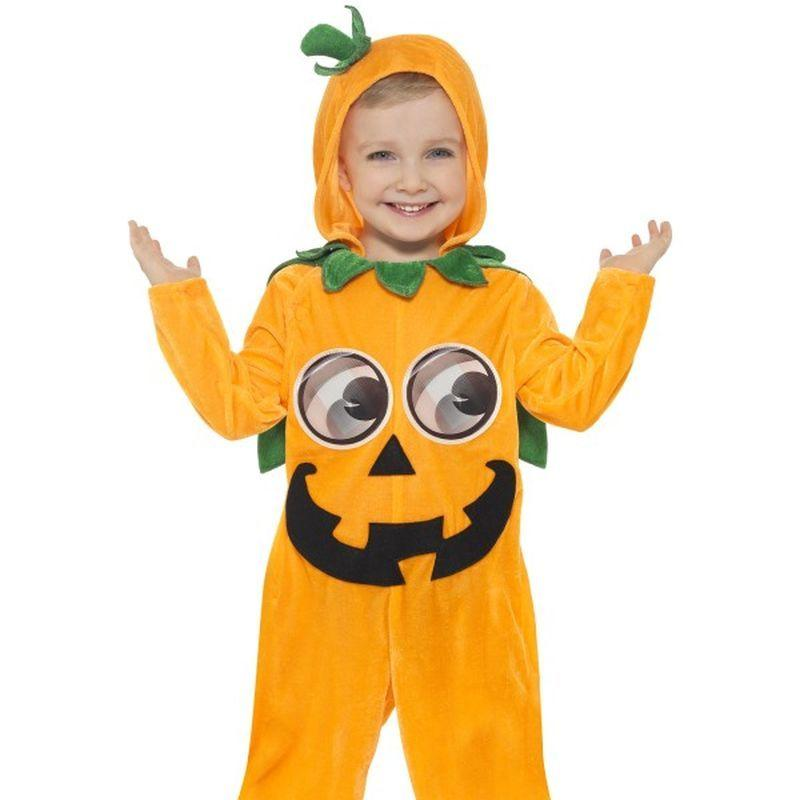 Pumpkin Toddler Costume Toddler Orange/Black