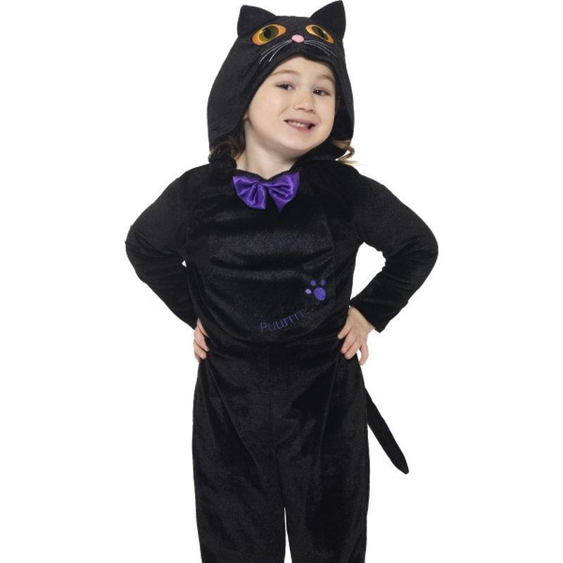 Cat Toddler Costume Toddler Black