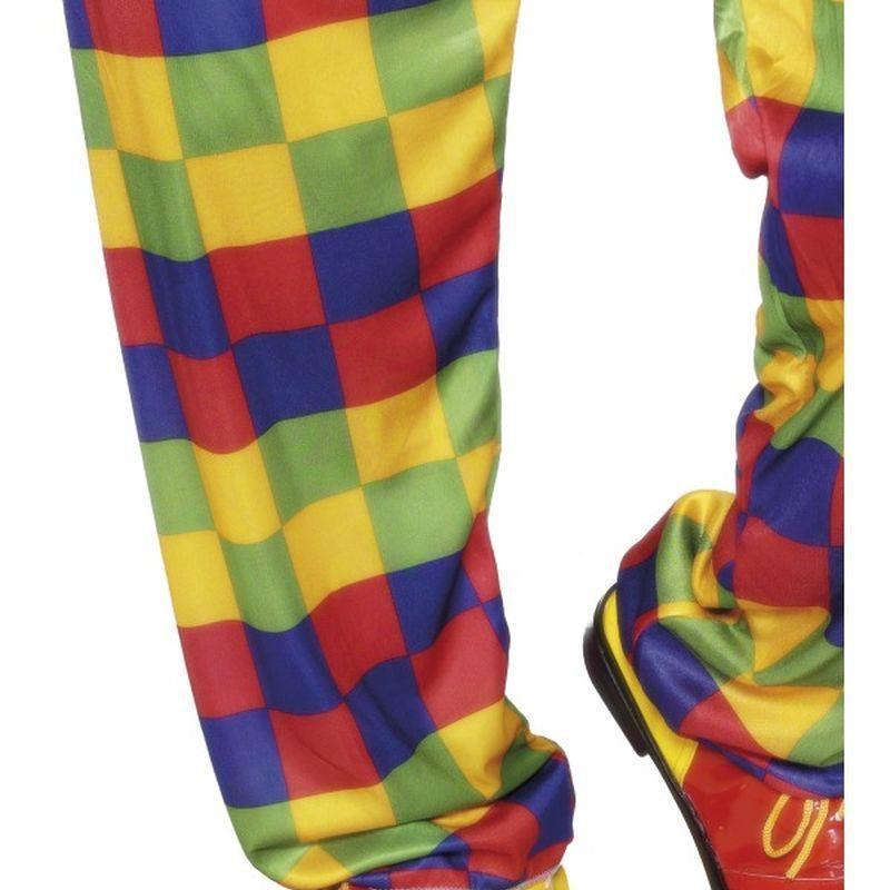 Deluxe Clown Shoes Adult Red/yellow - Comedy & Clown Mad Fancy Dress