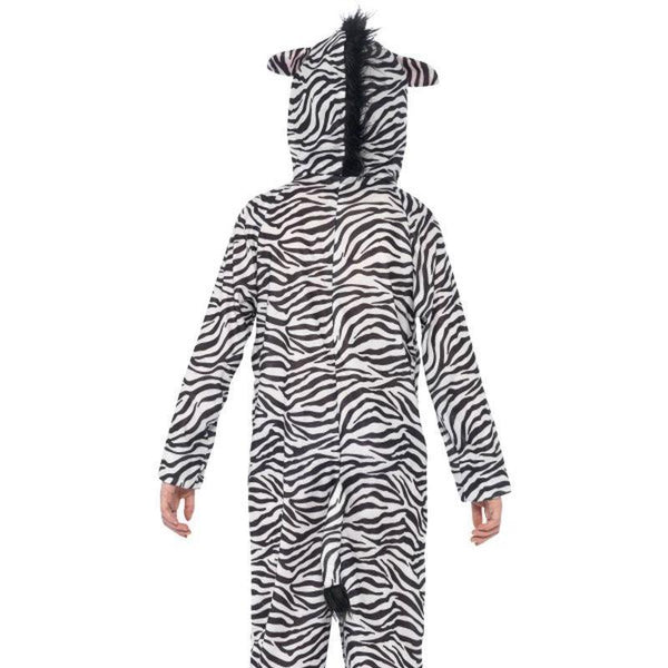 Zebra Costume Kids Black/White