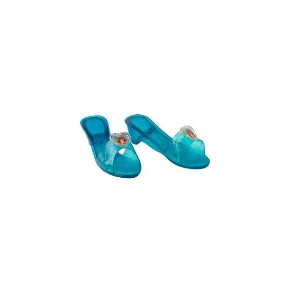 Girls Disney Princess Ariel Jelly Shoes