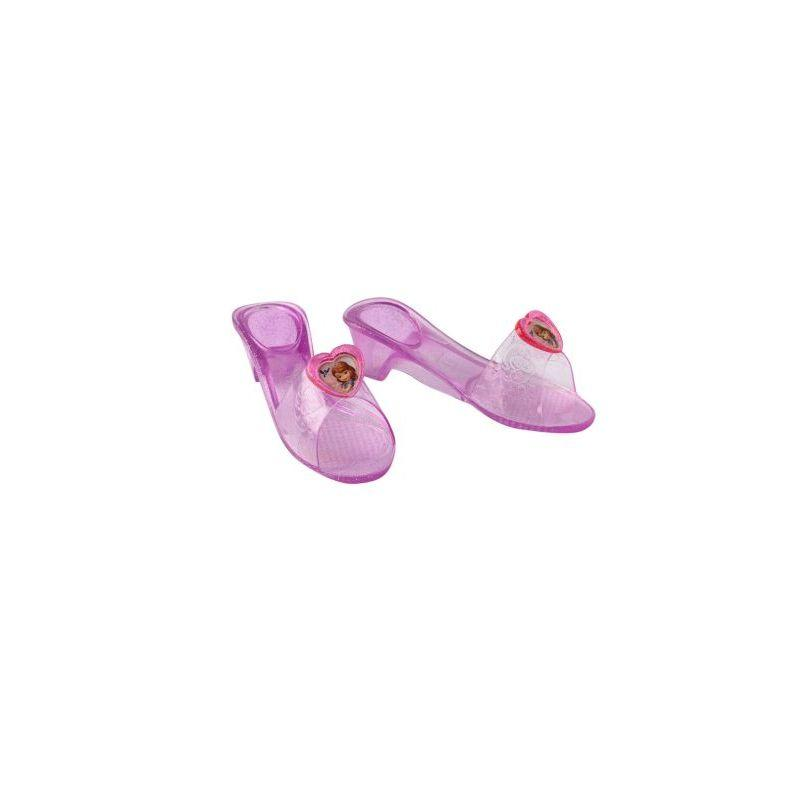 Rubie's Official Sofia Jelly Shoes