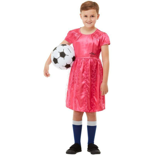 David Walliams The Boy in the Dress Deluxe Costume Child Pink