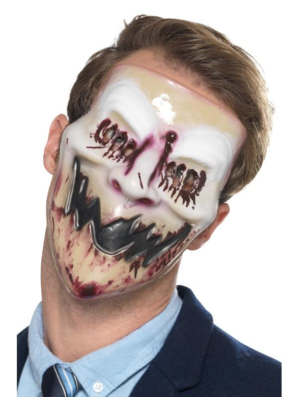 Blood Smile Mask