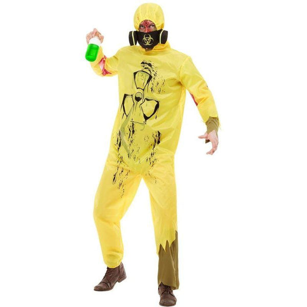 Biohazard Suit Adult Yellow