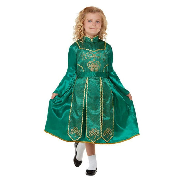 Deluxe Irish Dancer Costume