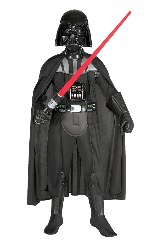 Deluxe Darth Vader - Child. Size : Small