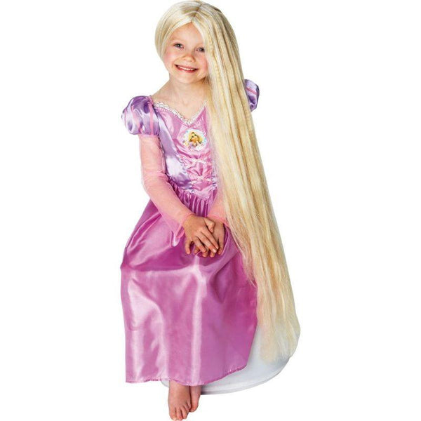 Rapunzel Glow In Dark Wig