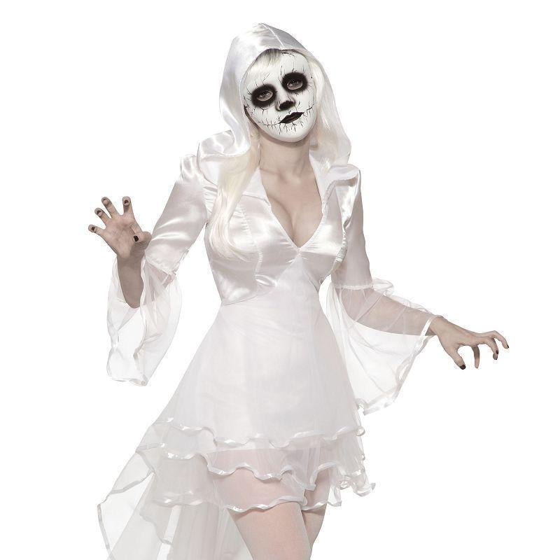 Banshee Costume |Adult Costumes| Female One Size Fits Most - Generic Ladies Costumes Mad Fancy Dress