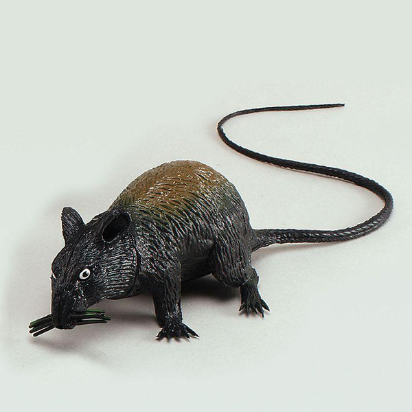 Rat Squeaking Large |Animal Kingdom| Unisex Large - Animal Kingdom Mad Fancy Dress