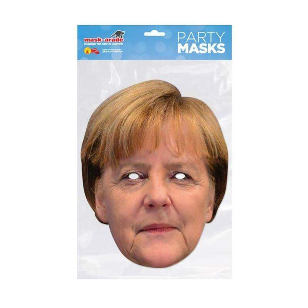 Angela Merkel Face Mask V2