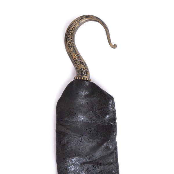 Pirate Hook Deluxe |Costume Accessories| Male One Size - Costume Accessories Mad Fancy Dress