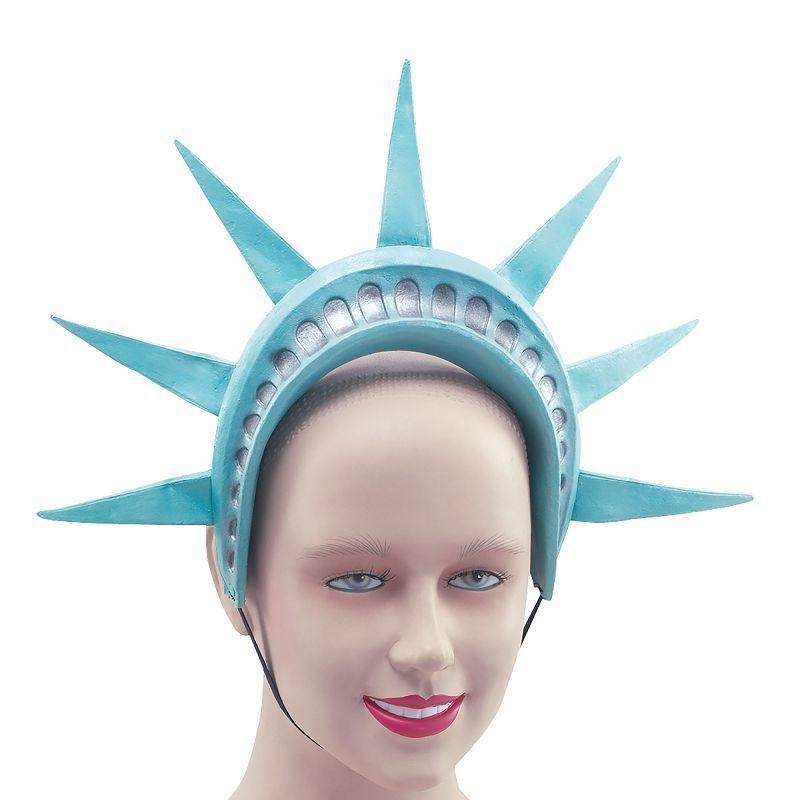 Statue Of Liberty Headband |Costume Accessories| Unisex One Size - Costume Accessories Mad Fancy Dress