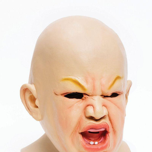 Baby Mask Scary |Masks| Unisex One Size - Masks Mad Fancy Dress