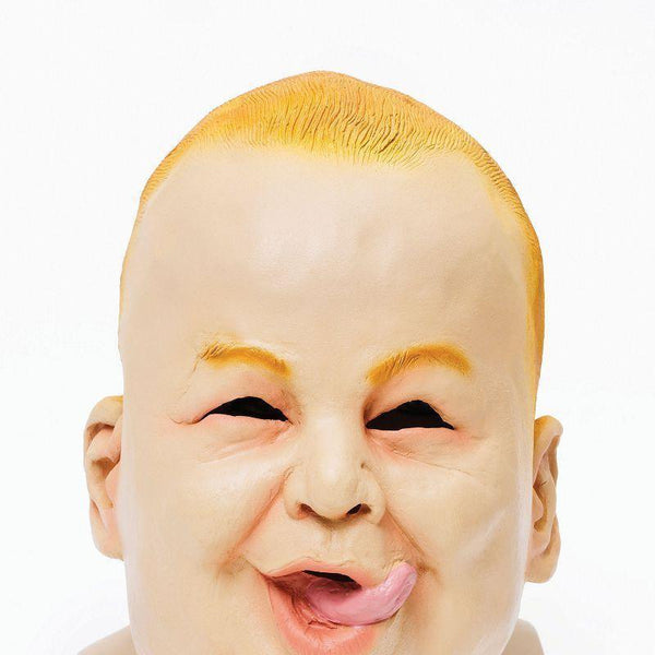 Baby Boy Mask |Masks| Unisex One Size - Masks Mad Fancy Dress