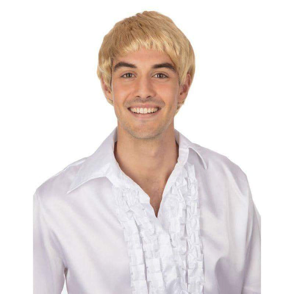 60s Male Wig (Blonde)