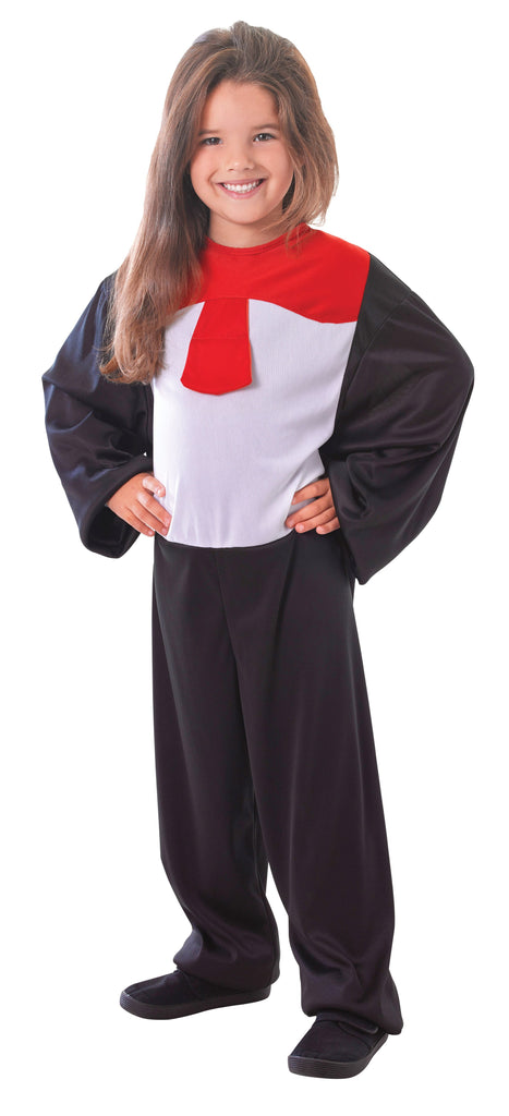 Cat costume with Red Bow L Childrens Costumes Female Large