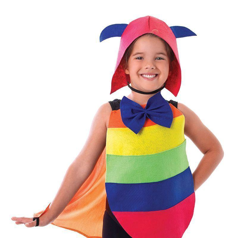 Caterpillar Dress Up Kit |Instant Disguises| Unisex One Size - Instant Disguises Mad Fancy Dress