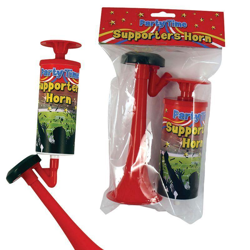 Air Horn Pump Action |General Jokes| Unisex One Size - Practical Jokes Mad Fancy Dress