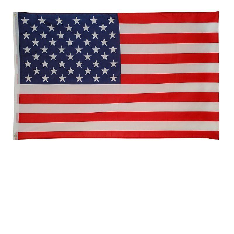 Stars/stripes Flag 3Ft X 5Ft |Party Goods| Unisex 3 X 5 - Party Supplies Mad Fancy Dress