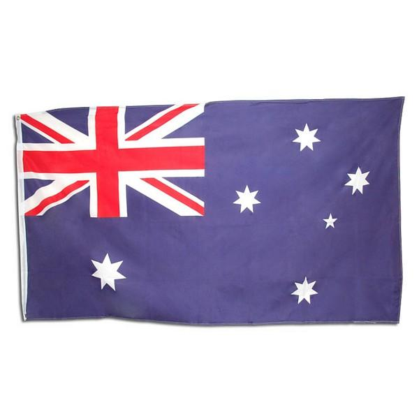 Australian Flag 5 X 3 Cloth Party Goods 3' X 5' Blue White Red