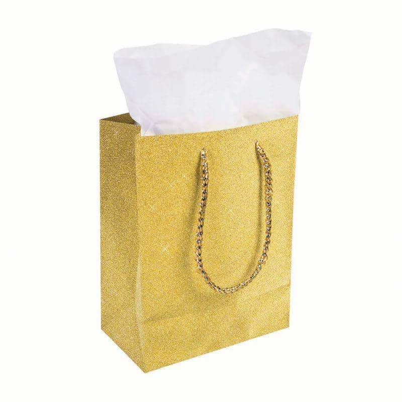 Diamond Gift Bag Gold