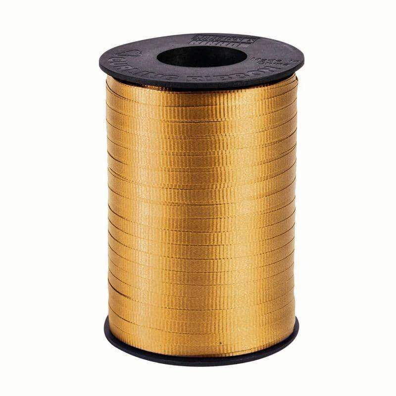 Curling Ribbon Gold