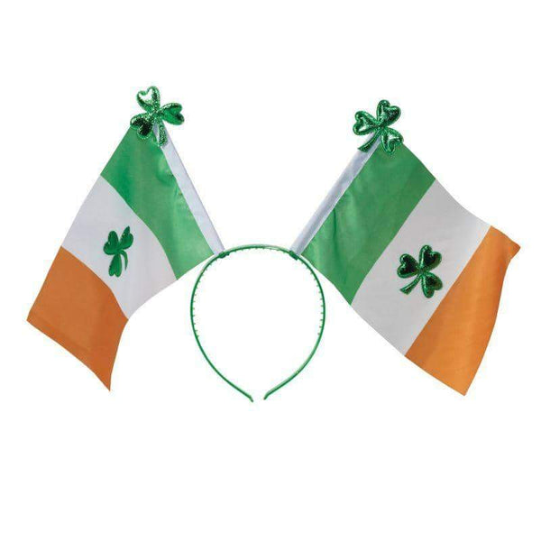 St Patricks Flag Boppers