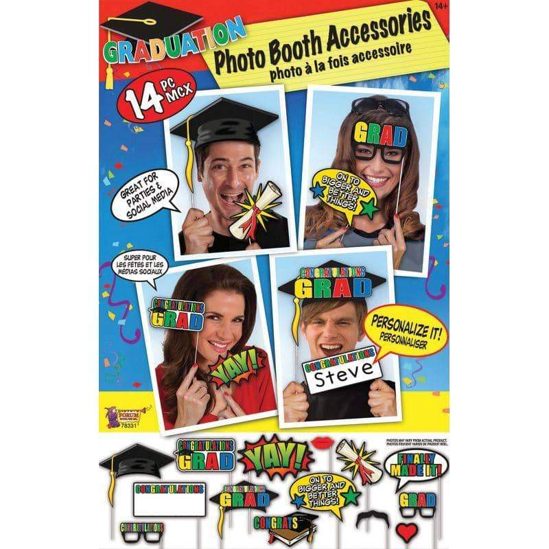 Graduation Photo Booth Kit