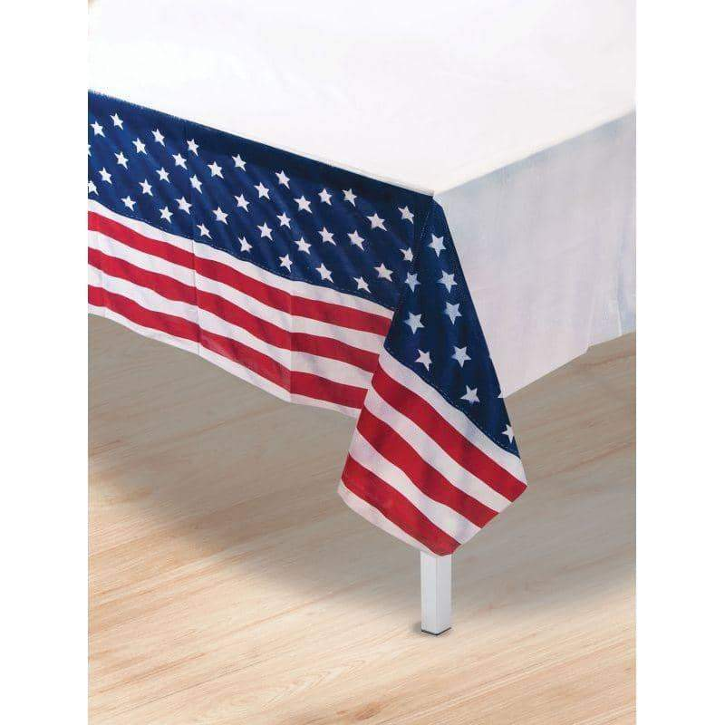 USA Table Cover