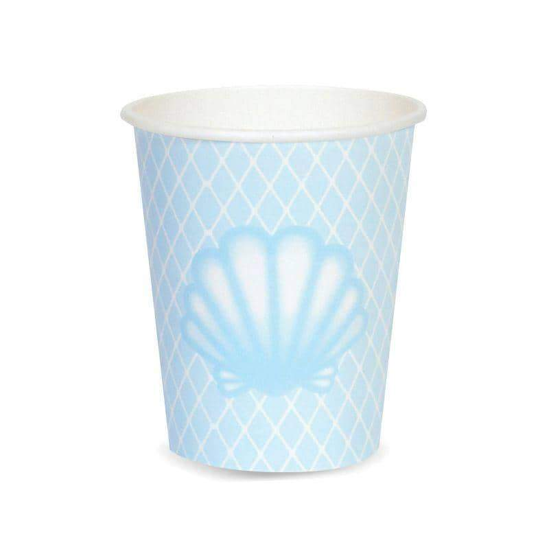 Mermaids Sea Paper Cups