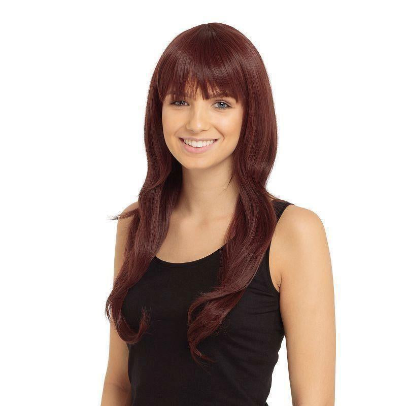 Alexandra Wig Auburn |Wigs| Female One Size - Wigs Mad Fancy Dress