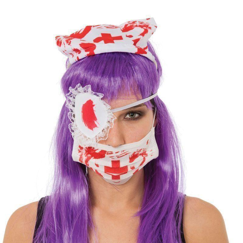 Bloody Nurse Kit |Instant Disguises| Female One Size - Instant Disguises Mad Fancy Dress