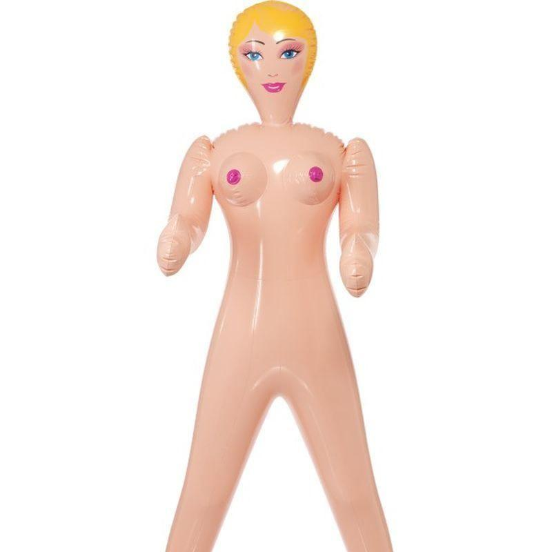 Blow Up Doll Female Adult Nude - Hen & Stag Nights Mad Fancy Dress
