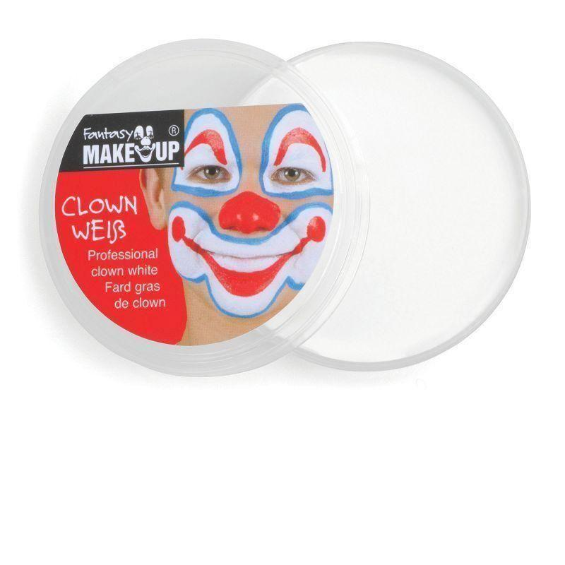 Body White Makeup In Compacts |Make Up| Unisex 25G - Make Up Mad Fancy Dress