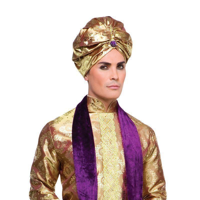 Bollywood Man |Adult Costumes| Male Chest Size 44 - Generic Mens Costumes Mad Fancy Dress